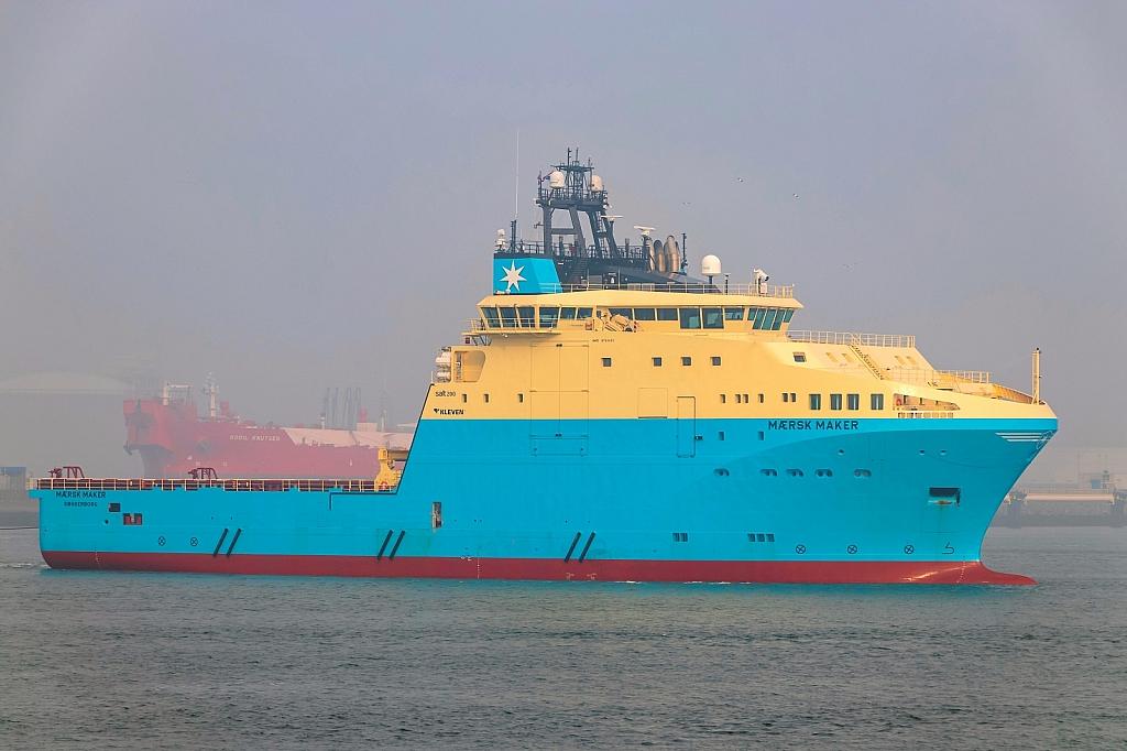Maersk Maker  -  IMO n°  9765483