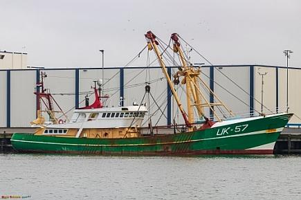 Hermina UK-57   IMO nº 8404472