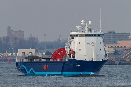 Baltic - IMO n°  9763784