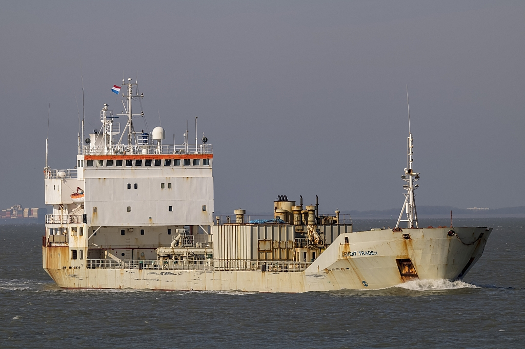 Cement Trader - IMO n°  7716763