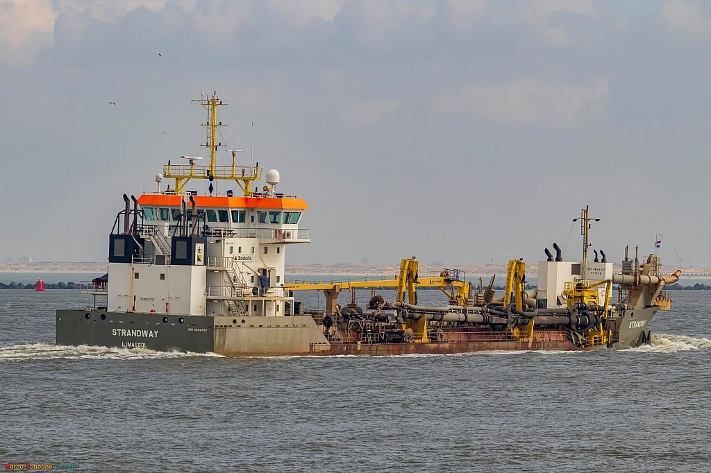 Strandway   -   IMO nº 9664457