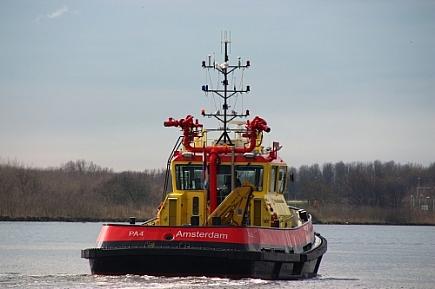Port of Amsterdam 4
