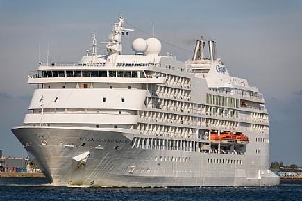 Seven Seas Navigator  -  IMO n°  9064126