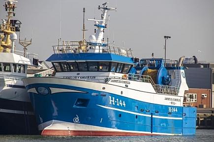 Jannetje Cornelis H-144 - IMO 9847255