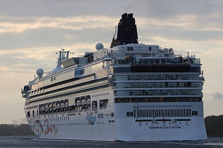 Norwegian Star  -  IMO n° 9195157