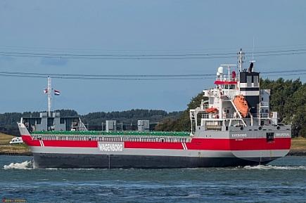 Exeborg   -    IMO nº 9650482