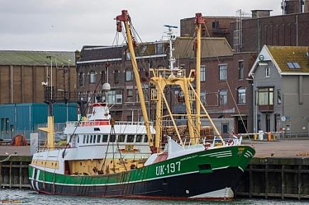 Noorderlicht UK-197   -   IMO nº 9085170