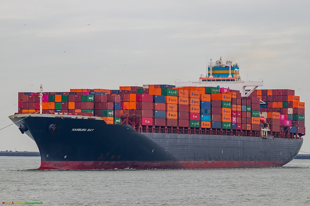Hamburg Bay   -   IMO nº 9332872