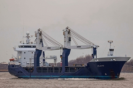 Atlantic - IMO n°  9573634