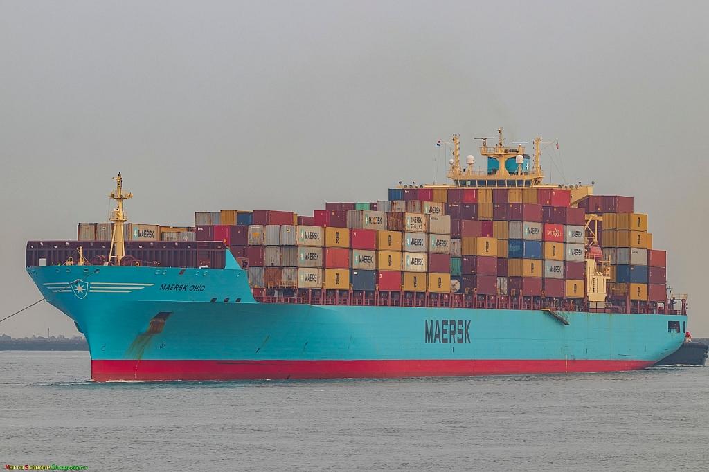Maersk Ohio   -   IMO nº 9298698