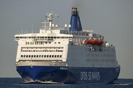 King Seaways  -    IMO n°  8502406