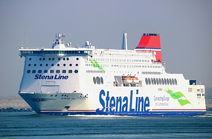Stena Hollandica   -   IMO nº 9419163