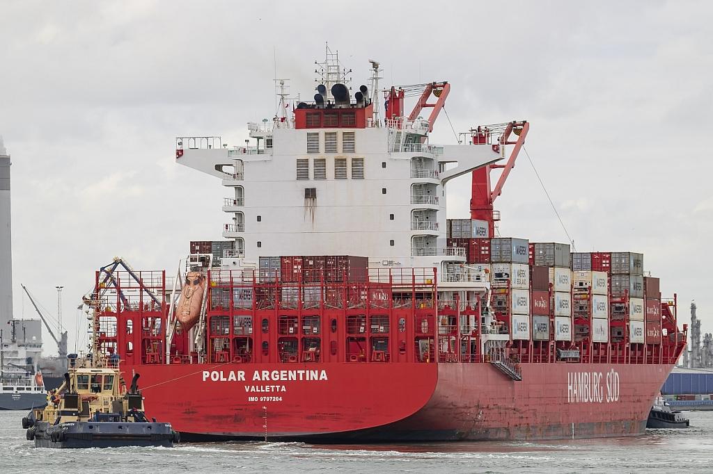 Polar Argentina   -   IMO nº 9797204