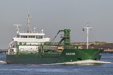 Kalkvik   -   IMO nº 9341172