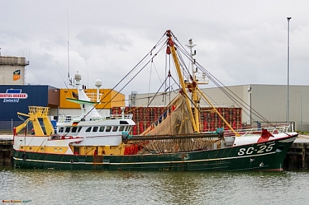 Evert Snoek SC-25   -   IMO nº 9044774