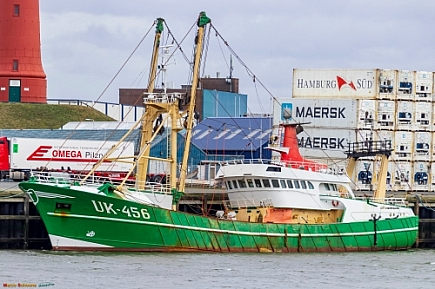 Marie Jose UK-456   -   IMO nº 8701404