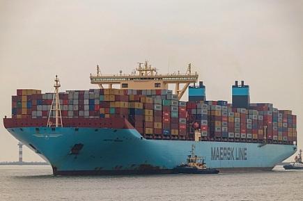 Mette Maersk  -  IMO n°  9632155