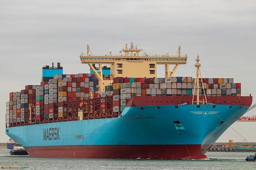 Merete Maersk   -   IMO nº 9632064