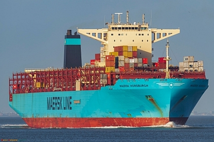 Maersk Horsburgh   -   IMO nº 9784269