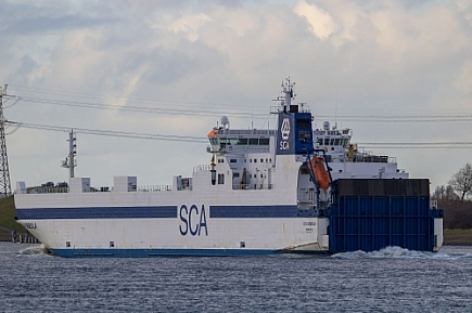 SCA Obbola -  IMO n°  9087350