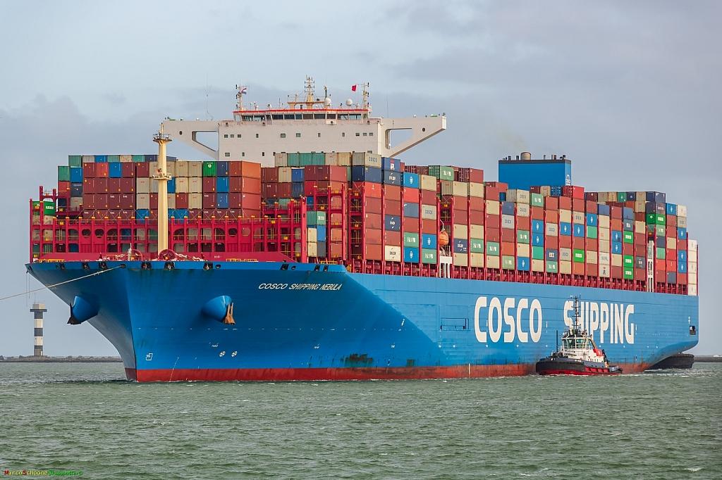Cosco Shipping Nebula   -   IMO nº 9795622
