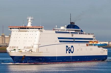 Pride of Rotterdam  -   IMO n°  9208617