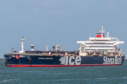 Stena Arctica   -   IMO nº 9305556