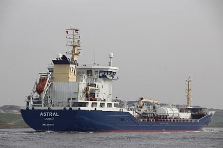 Astral   -   IMO nº 9371878