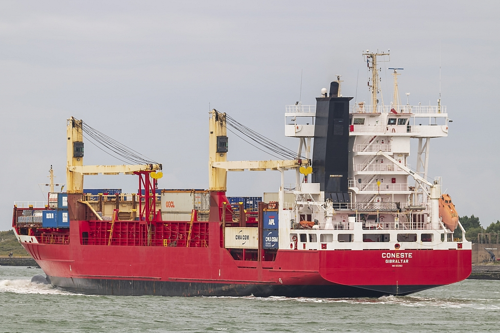 Coneste  -  IMO n° 9252802