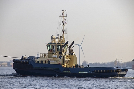 Svitzer Tempest  -  IMO n°  9793076