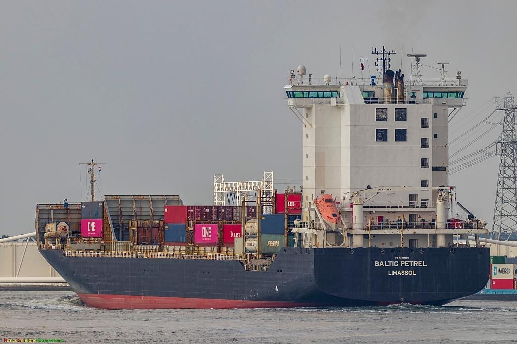 Baltic Petrel   -   IMO nº 9313216