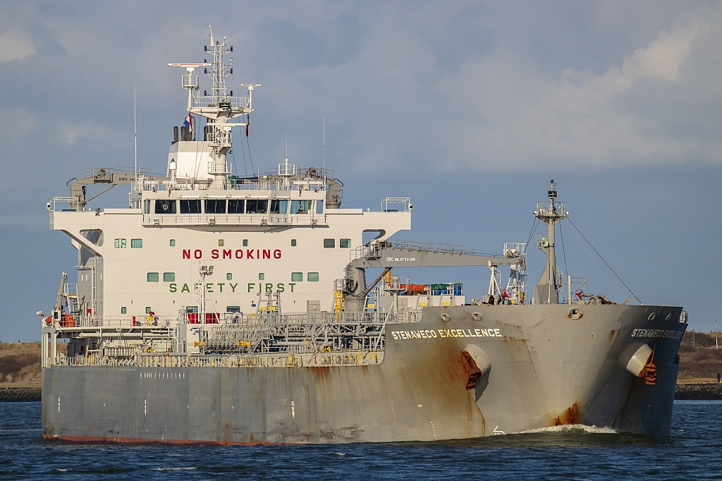Stenaweco Excellence - IMO n°  9695834