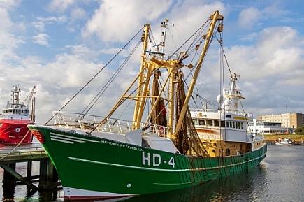 HD-4 Hendrik Petronella   -   IMO nº 9115951