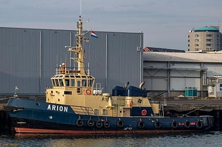 Arion   -   IMO nº 7528491