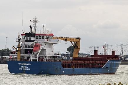 Weserborg  -  IMO n° 9505558