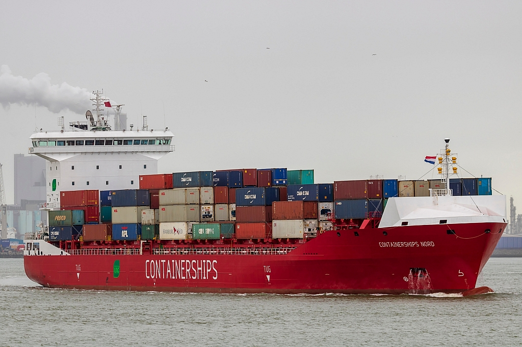 Containerships Nord  -  Imo nr.:9813993