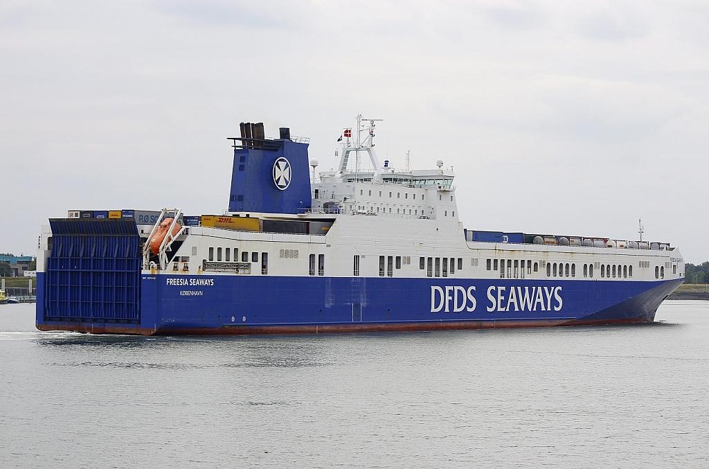 Freesia Seaways
