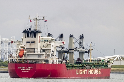 Orient Light  -  IMO n°  9382724