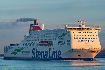 Stena Hollandica   -   IMO nº 9419163