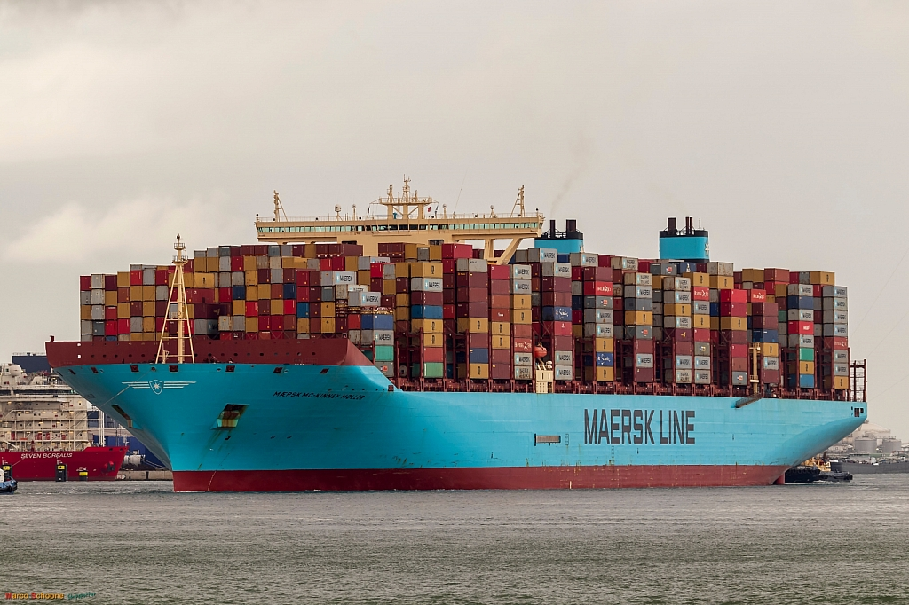 Maersk Mc-Kinney Möller  -  IMO n° 9619907