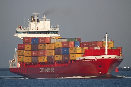 Containerships VI