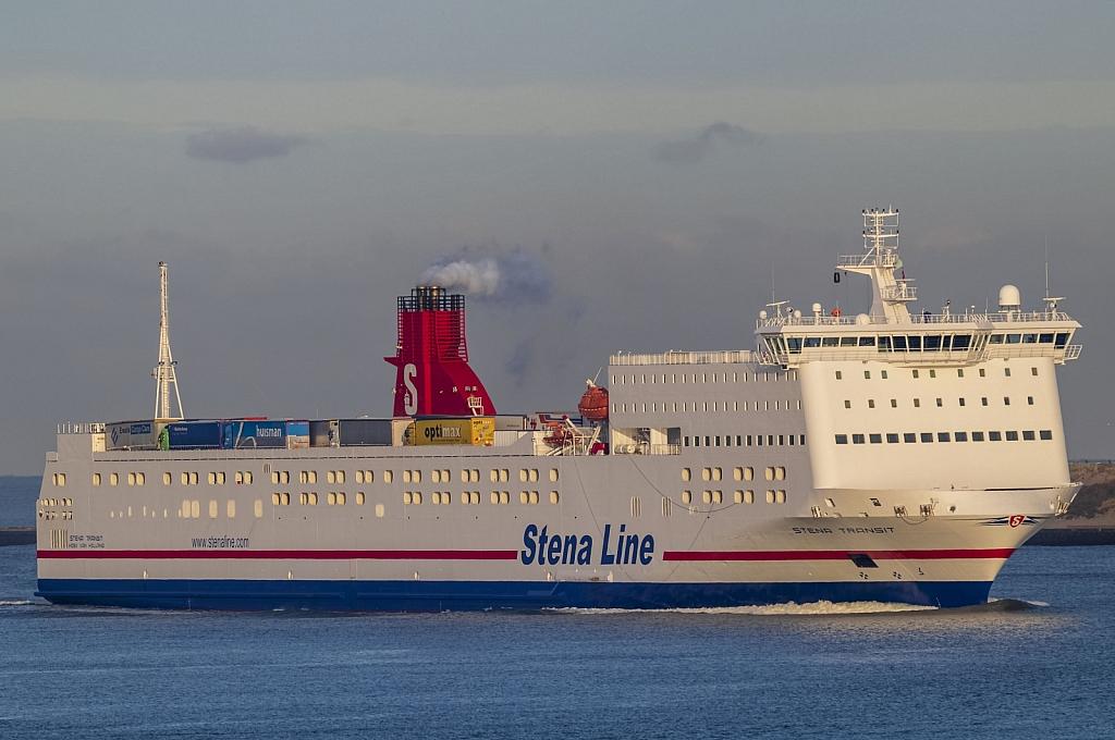 Stena Transit -  IMO n°  9469388