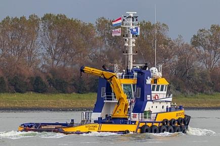 Dutch Power   -    IMO nº 9547879