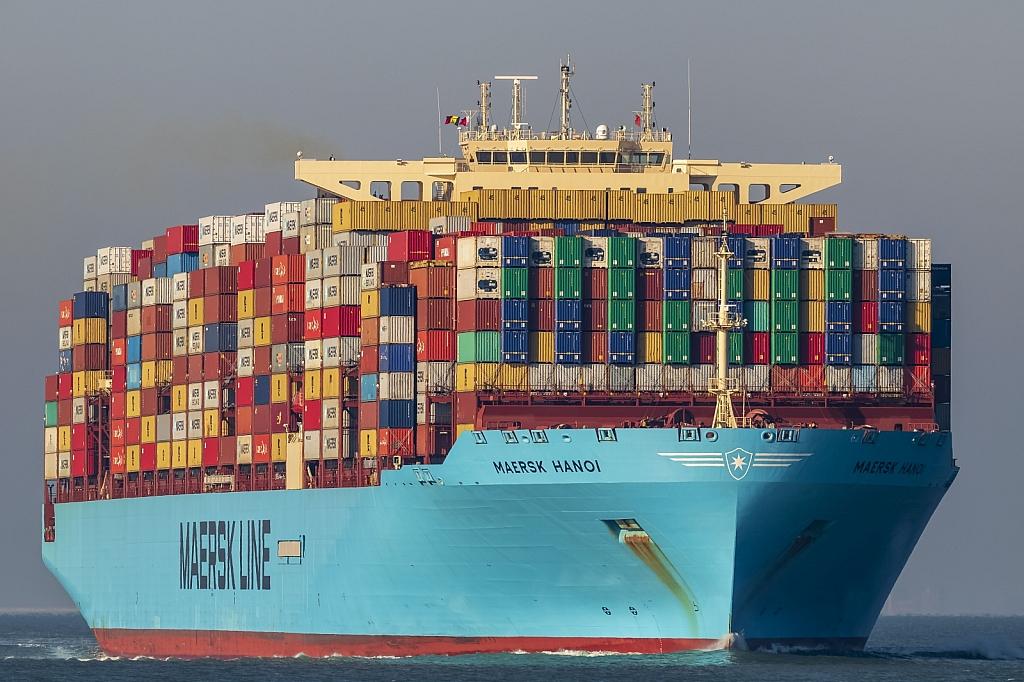 Maersk Hanoi - IMO n°  9784295