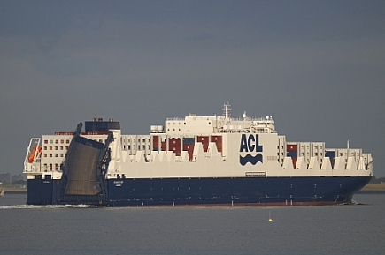 Atlantic Sky -  IMO n°  9670602