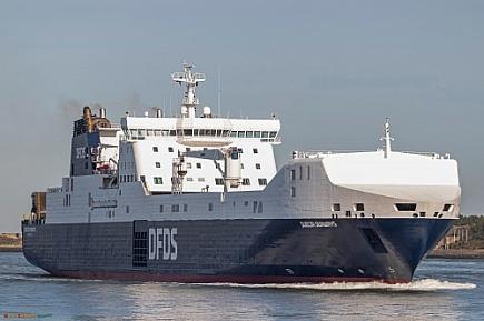 Suecia Seaways   -   IMO nº 9153020