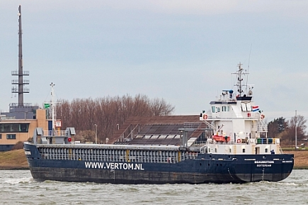 Beaumotion   -   IMO nº 9195767
