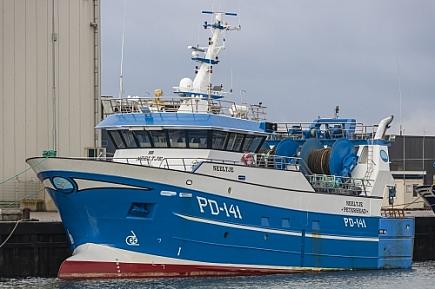 Neeltje PD-141   -   IMO nº 9863522