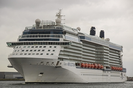 Celebrity Reflection  -  IMO nº 9506459