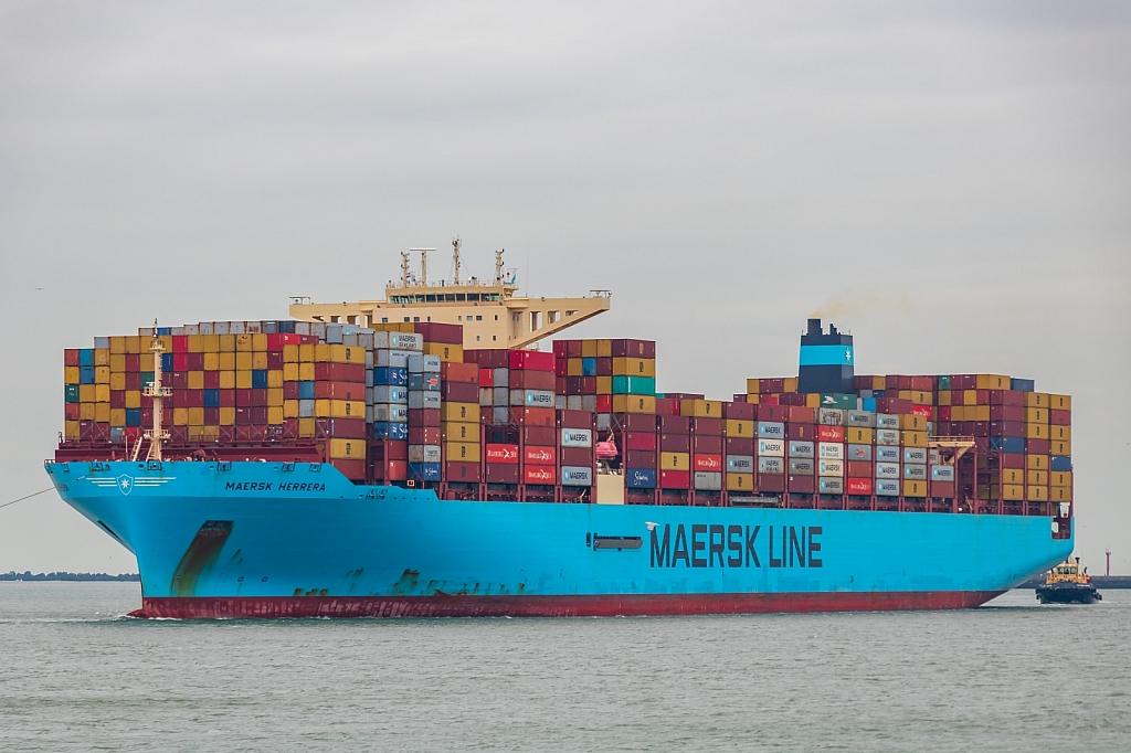 Maersk Herrera   -   IMO nº 9784324